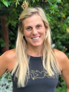 Hillary Biscay coach